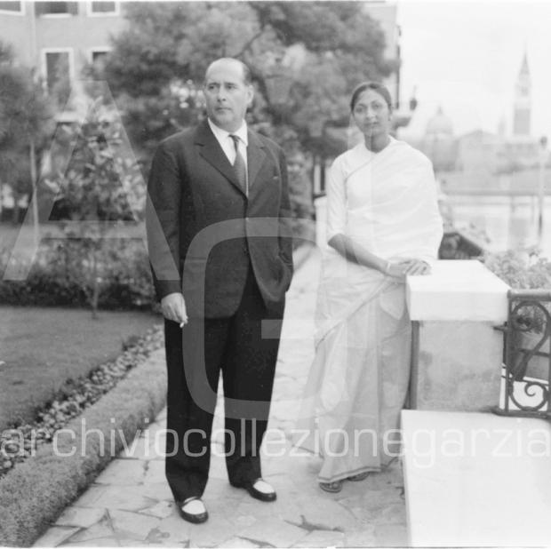 rossellini e Sonali Das Gupta