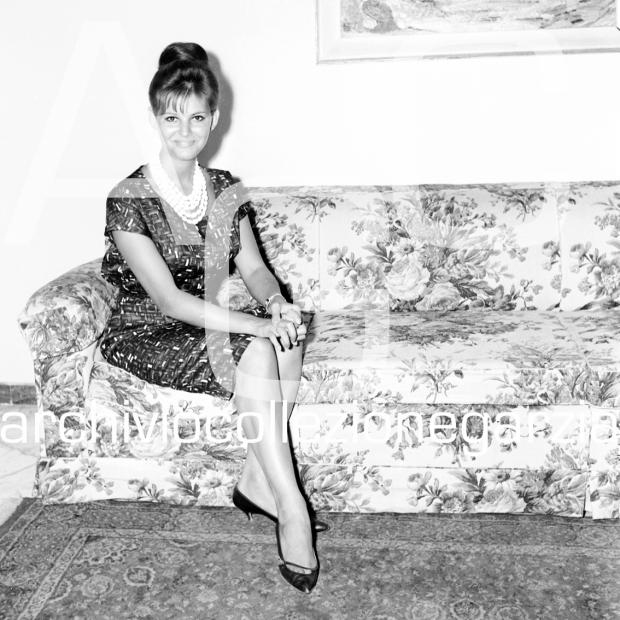 Claudia Cardinale W